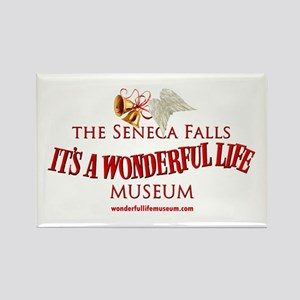 Wonderful Life Museum Magnets