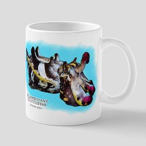 Flamboyant Cuttlefish Mug