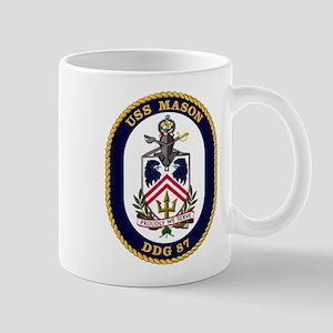USS Mason DDG-87 Mug