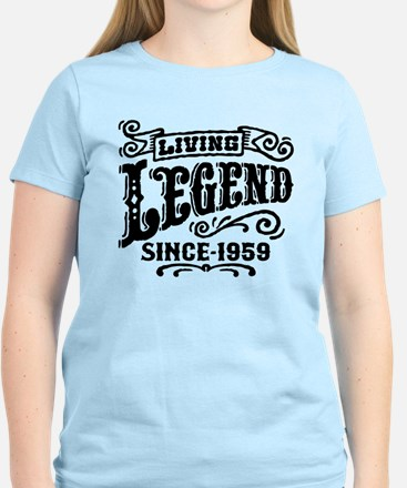 Living Legend Since 1959 Women's Light T-Shirt