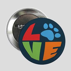 """L(paw)VE 2.25"""" Button"""