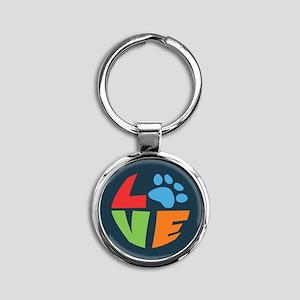 love-dog-LTT Keychains