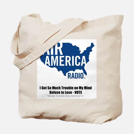 Trouble... Tote Bag