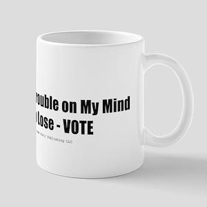 Trouble... Mug
