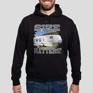 Size Matters Fifth Wheel Hoodie (dark)