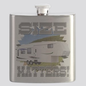 Size Matters Fifth Wheel Flask