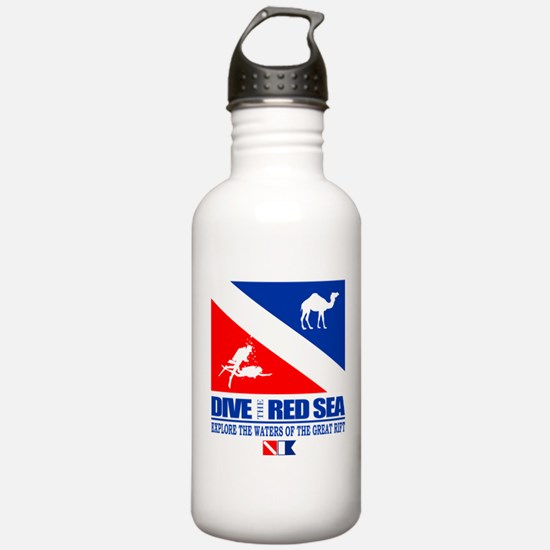 Dive The Red Sea Water Bottle