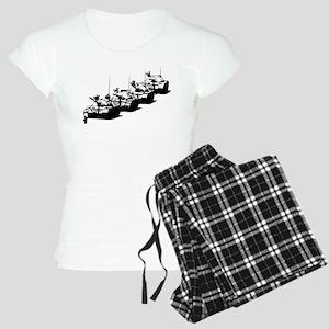 Tienanmen Tank Man Pajamas