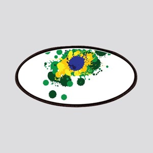 Brazil Flag- Patches