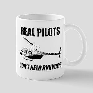 Real Pilots Dont Need Runways - Bell 206 JetRanger