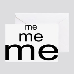 Me, me me Greeting Cards (Pk of 10)