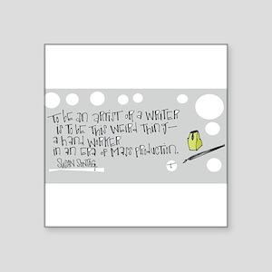 Crafting Your Work Sticker