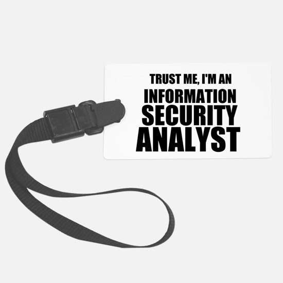 Trust Me, I'm An Information Security Analyst Lugg