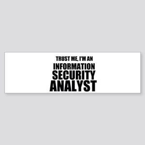 Trust Me, I'm An Information Security Analyst Bump