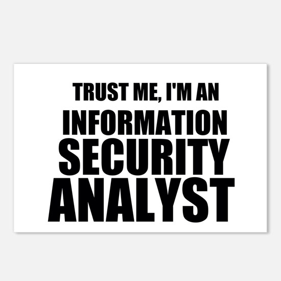 Trust Me, I'm An Information Security Analyst Post