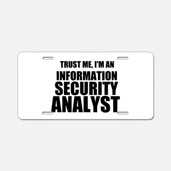 Trust Me, I'm An Information Security Analyst Alum