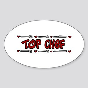 Top Chef Sticker