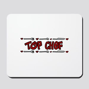Top Chef Mousepad