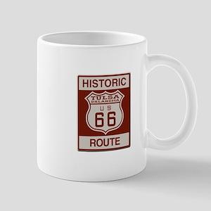 Tulsa Route 66 Mugs