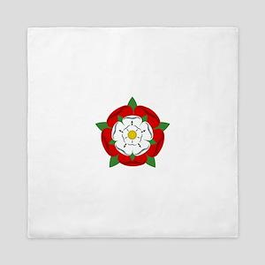 Heraldic Rose Queen Duvet