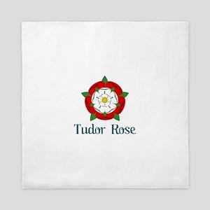 Tudor Rose Queen Duvet