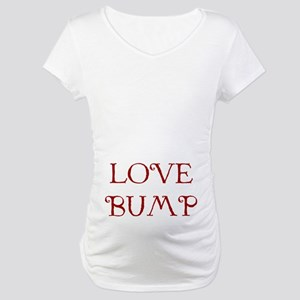 Love Bump Maternity T-Shirt
