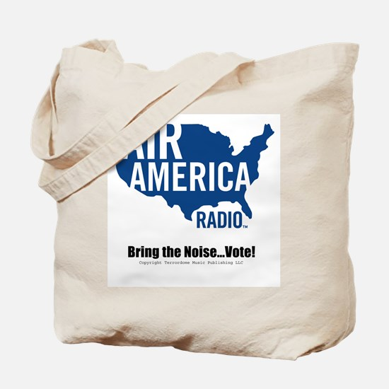 Bring The Noise...Vote Tote Bag