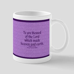 Psalm 115:15 Blessed Mug