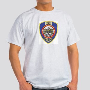 Hoh Tribal Police Light T-Shirt