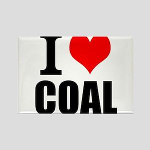 I Love Coal Magnets