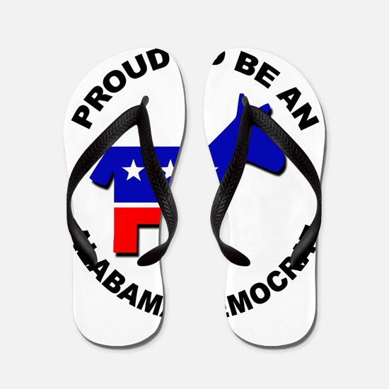 Proud Alabama Democrat Flip Flops