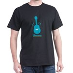 the amazing Ukecast Dark T-Shirt