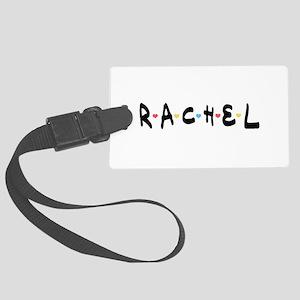 'Rachel' Large Luggage Tag