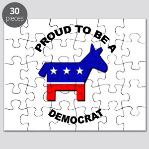 Proud to be a Democrat Puzzle