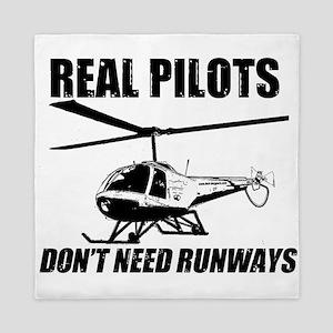 Real Pilots Dont Need Runways - Enstrom Queen Duve