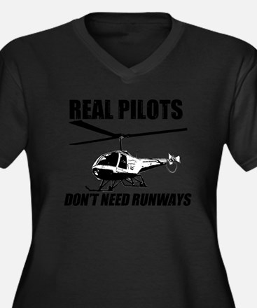 Real Pilots Dont Need Runways - Enstrom Plus Size