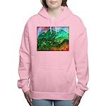 Green Mountains Women's Hooded Sweatshirt