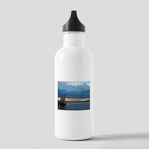 Dobbins Landing, Erie, PA Water Bottle