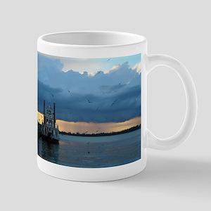 Dobbins Landing, Erie, PA Mugs