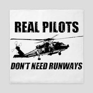 Real Pilots Dont Need Runways - Blackhawk Queen Du