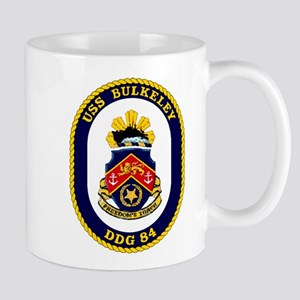 DDG-84 USS Bulkeley Mug