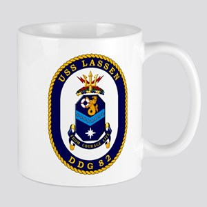 USS Lassen DDG-82 Mug