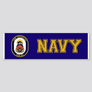 DDG-84 USS Bulkeley Sticker (Bumper)