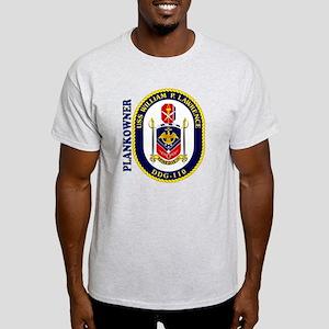 DDG 110 Plankowner Light T-Shirt