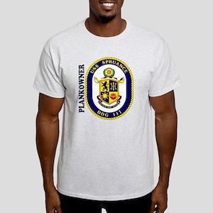 Plankowner DDG 111 Light T-Shirt