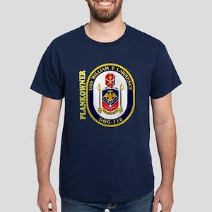 DDG 110 Plankowner Dark T-Shirt