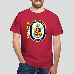 Plankowner DDG 111 Dark T-Shirt