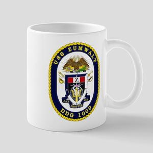 USS Zumwalt DDG 1000 Mug