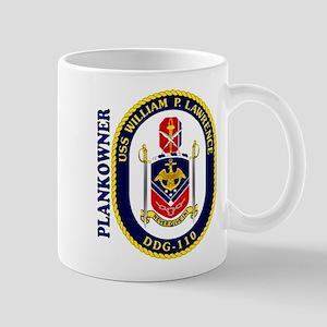DDG 110 Plankowner Mug