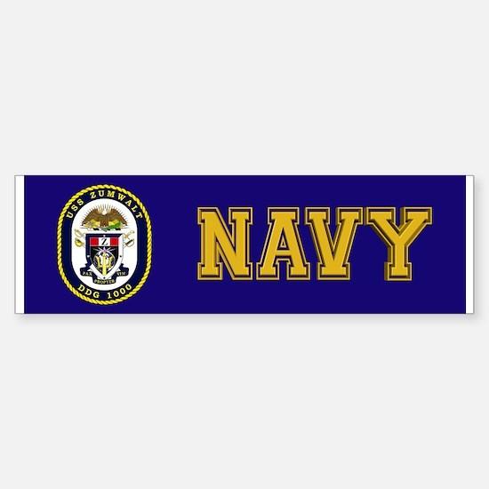USS Murphy DDG 112 Sticker (Bumper)